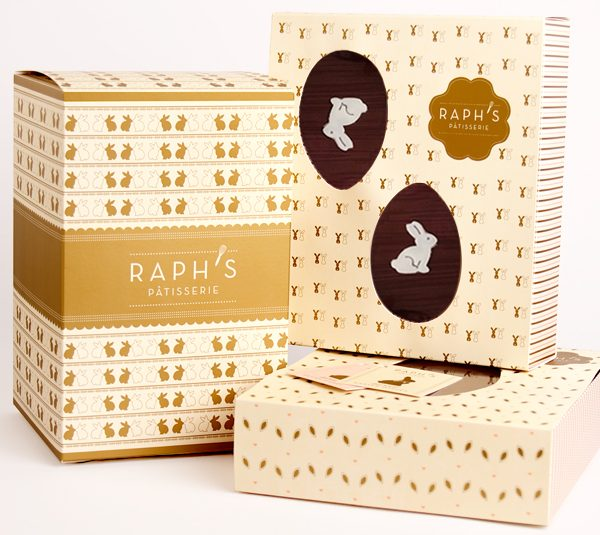 Raphs Patisserie - MIA Estúdio Criativo