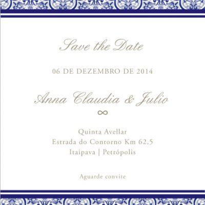 Anna Claudia & Julio | Mia Estúdio Criativo